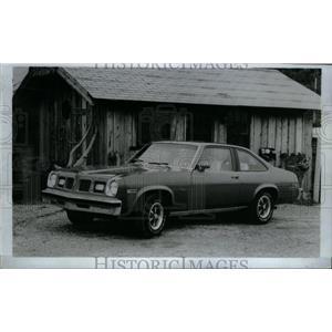 1974 Press Photo Pontiac Ventura,compact - RRU27067
