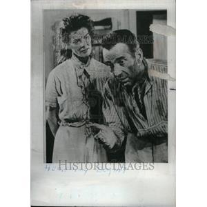 """1968 Press Photo Actors Starring in """"The Africian Queen - RRU30295"""