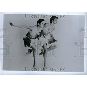 Press Photo Hubbard Street Dance Company Civic Center - RRU31999