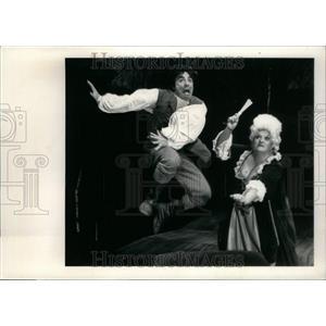Press Photo Plays James Bohnen Richard Isackes Frances - RRU32615