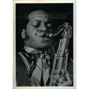 1984 Photo Copy Eddie Harris Jazz Saxophone - RRU34763