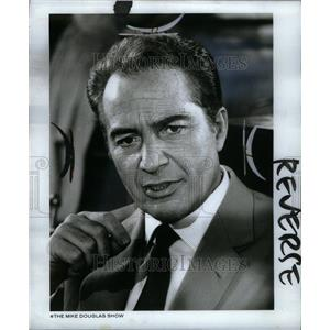 1968 Press Photo Actor TV Host Rossano Brazzi - RRU36543