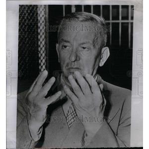 1949 Press Photo Fred Stroble picture - RRU36995
