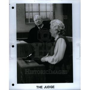 "1987 Press Photo Actor Bob Shield ""The Judge"" TV Series - RRU37291"