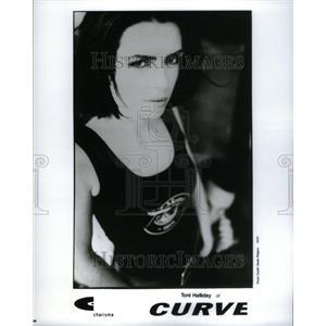 1992 Press Photo Toni Halliday English Musician Band - RRU40275