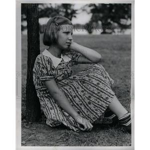 1939 Press Photo Orphans Outing At Marrysville - RRU40399