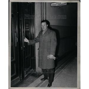 1946 Press Photo Walter Reuther American Labor Leader - RRU40889