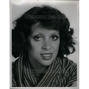 1975 Press Photo Liz Torres Phyllis - RRU41423