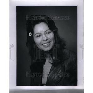 1973 Press Photo Maria Torres Evans Opera Educator - RRU41427