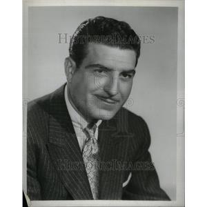 1956 Press Photo Jack Sterling - RRU42601