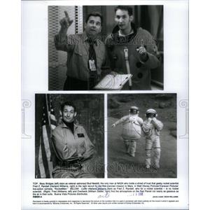 2002 Press Photo Harland Williams Actor Rocketman Film - RRU43619