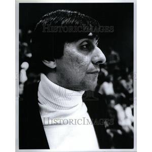 1981 Press Photo Petrouleas Coach George - RRU44775