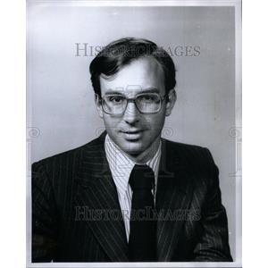 1978 Press Photo Andrew Tobias a Financial Writer - RRU39275