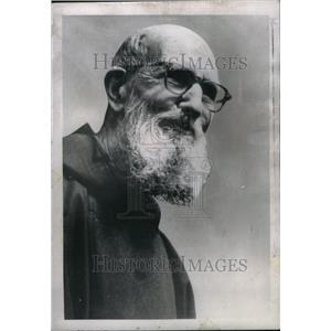 1977 Press Photo Father Francis Solanus On Sainthood - RRU35157