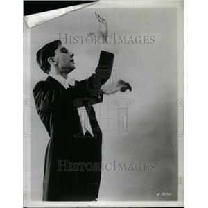 1968 Press Photo Werner Torkanowsky German conductor - RRU41517