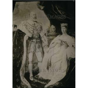 Press Photo King Edward VII Queen Alexandria Britain - RRU33431