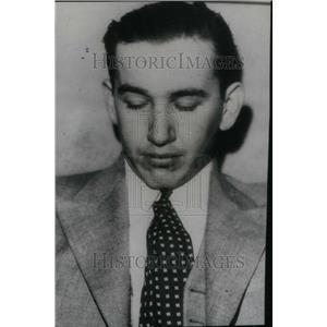 1935 Press Photo Confesses Slaying Hughes'Nephew - RRU24445