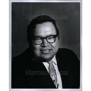 1972 Press Photo Dean George/North Am. Indian Assoc. - RRU42895
