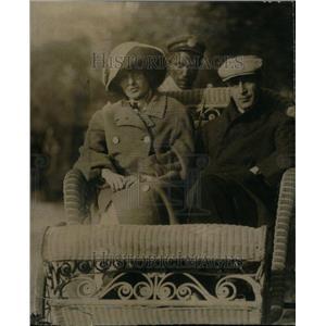 1929 Press Photo P.C. Knox Jr and wife at Florida - RRU23707
