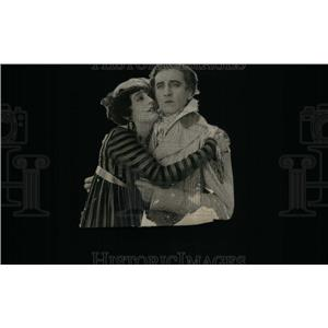 1926 Press Photo Carmell Meyers John Berrym~~~ Close - RRU33761