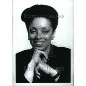 1995 Press Photo Shahida Mausi YWCA - RRU29229