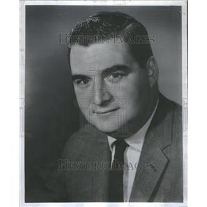 1967 Press Photo Pierre Salinger White House News US - RRU09287