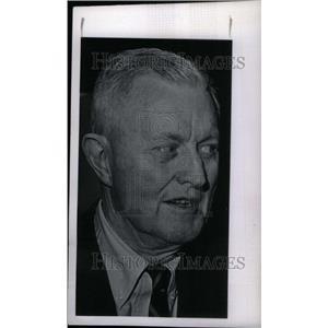 1967 Press Photo Sen. Will F. Nicholson - RRU21531