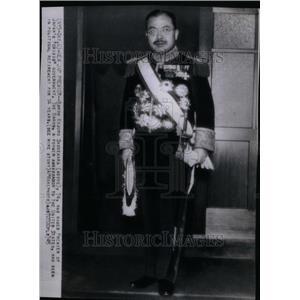 1945 Press Photo Baron Kijuro Shidehara JCG Ambassador - RRU37299
