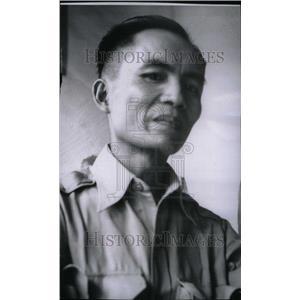 1947 Press Photo Luis Taruc Filipino Rebel Leader - RRU18575
