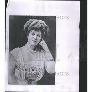 1956 Press Photo American Actress Lillian Russell Photo - RRU09059