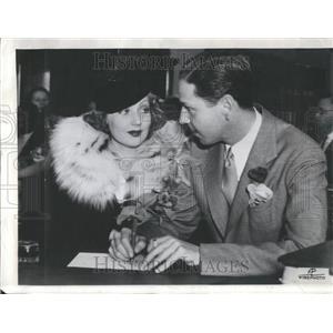 1936 Press Photo Ann Sothern American Film Tv Actress - RRR82415