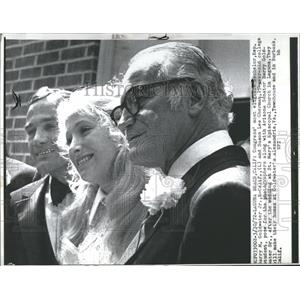 1972 Press Photo Congress' most eligible bachelor, Rep. Barry M. Goldwater Jr.