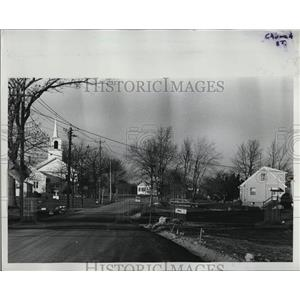 1978 Press Photo Location Where Mary Lou Arruda was Murdered Massachusetts