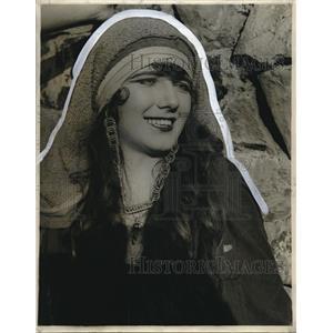 1928 Press Photo Althea Wayne