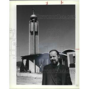 1979 Press Photo Rev. Vladimir Berzonsky