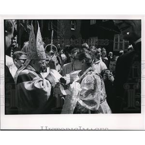 1966 Press Photo Josef Cardinal Baran - cva04676