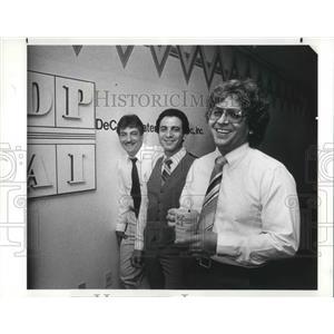 1985 Press Photo Vincent DeCarlo, president of DPAI, Inc.