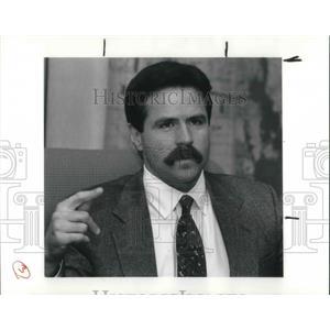 1991 Press Photo David A Arpin, Cragin Lang Realtor