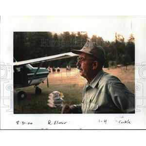 2000 Press Photo Russell Elmer - ora23965