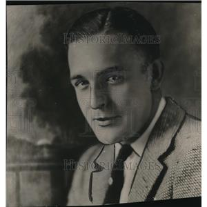 1922 Press Photo Wallace Reid in Thirty Days