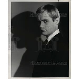 Undated Press Photo David McCallum The Man From UNCLE