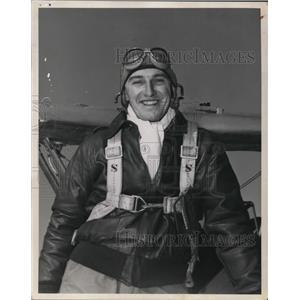 1943 Press Photo Cadet John J. Pal - nee10755
