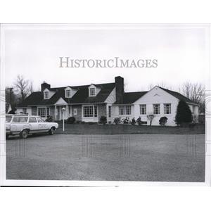 1965 Press Photo Anna Maria Nursing Home, Aurora  - cva72189