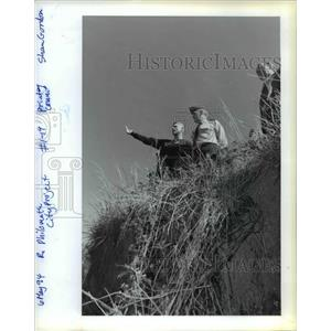 1994 Press Photo Oregon National Guard - orb30931