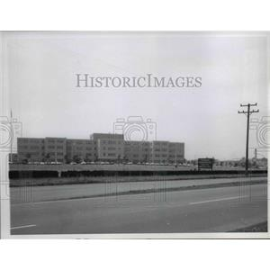 1967 Press Photo Brecksville V.A. Hospital - cva91075