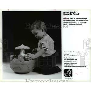 1997 Press Photo Toys for babies - cva79819