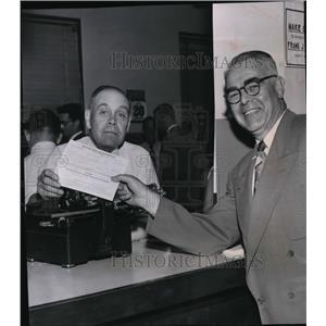 1954 Press Photo Clifford C. Anderson - spa00702