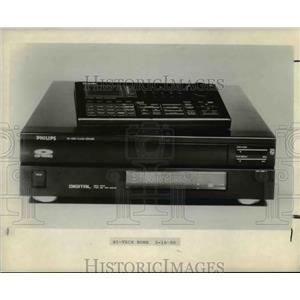 1990 Press Photo The Hi Tech laserdisc - cva71886