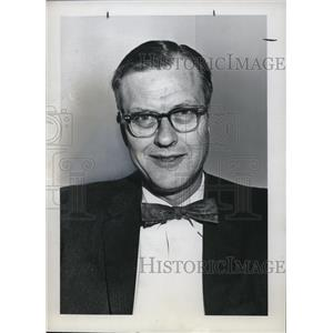 1964 Press Photo Dr. Robert R. Sears. executive head of Stanford University
