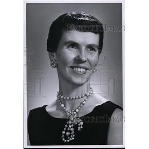 1960 Press Photo Winona Clarke - spa02228